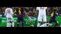 Lionel Messi VS A C  Milan Home UEFA Champions League