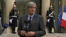 Point de presse de Stéphane Le Foll, porte-parole du Gouvernement, le 5 janvier 2015