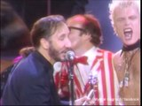 """the Who """"Tommy"""" 1989 live at Universal Amphitheatre (Los Angeles) with special guests [Phil Collins, Billy Idol, Steve Winwood, Elton John, ...] Part.2"""