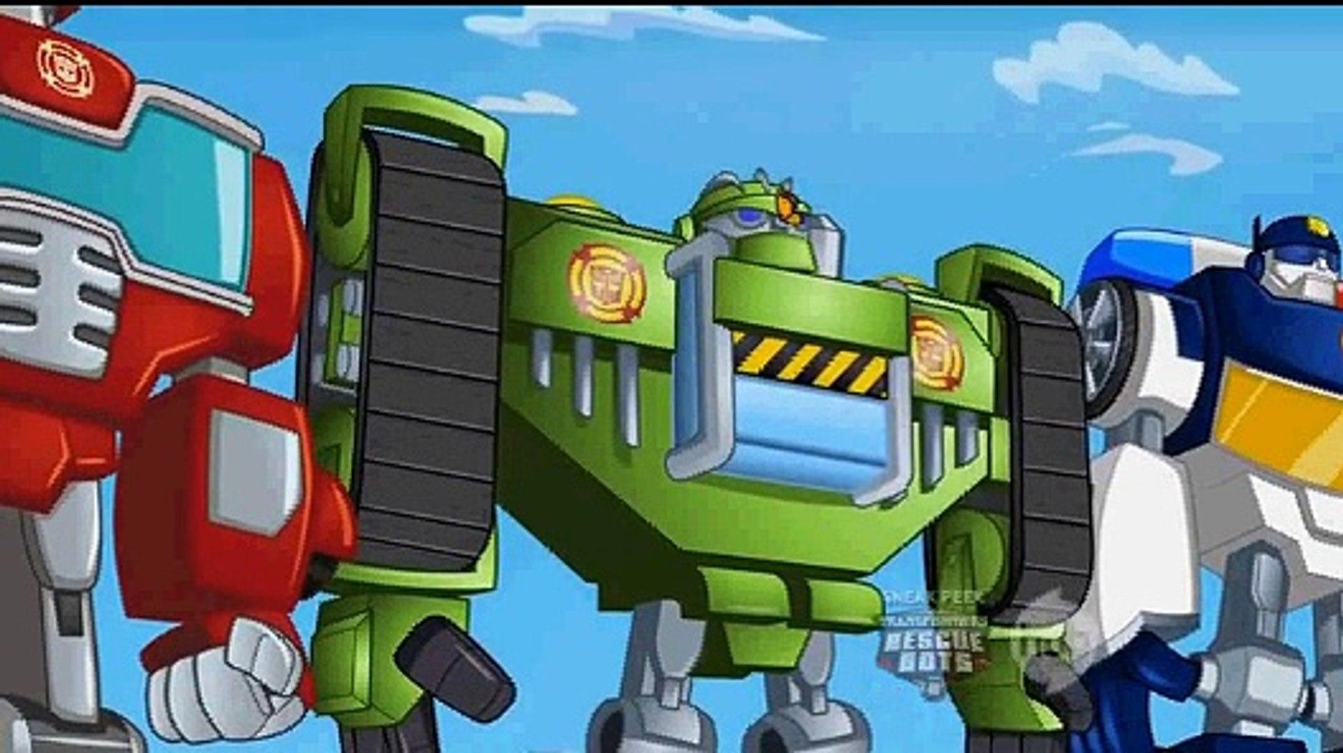 Transformers: Rescue Bots S01E01