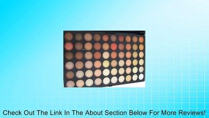 120 Color Eyeshadow Eye Shadow Palette Makeup Kit Set Make Up Review