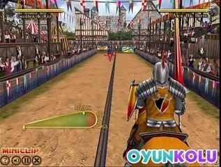 3D Atlı Mızrak Savaşı Oyununun Oynanış Videosu