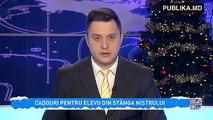 Guvernul va oferi cadouri pentru elevii din școlile cu predare din limba română din stânga Nistrului