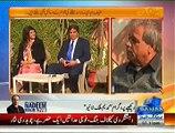 Samaa Kay Mehmaan - 5th Jan 2015 - Hanif Abbasi Special Interview