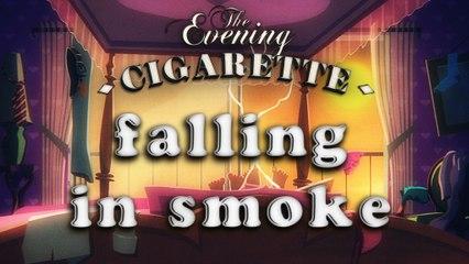 Un couple fumant | Falling in smoke - THE EVENING CIGARETTE