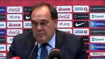 Türkiye Futbol Federasyonu Başkanı Demirören