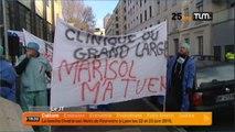 Mobilisation des médecins contre la loi Touraine