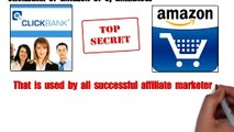 CB Passive Income Earn Money with ClickBank and amazon Affiliate Marketing and get traffic 2014