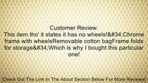 Whitmor 6097-1742-BB Deluxe Folding Hamper Review