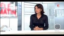 2015 01 05 - LAURENCE OSTOLOZA - FRANCE 2 - PSYCHO dans TELEMATIN