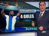 Gol de Felipe Caicedo