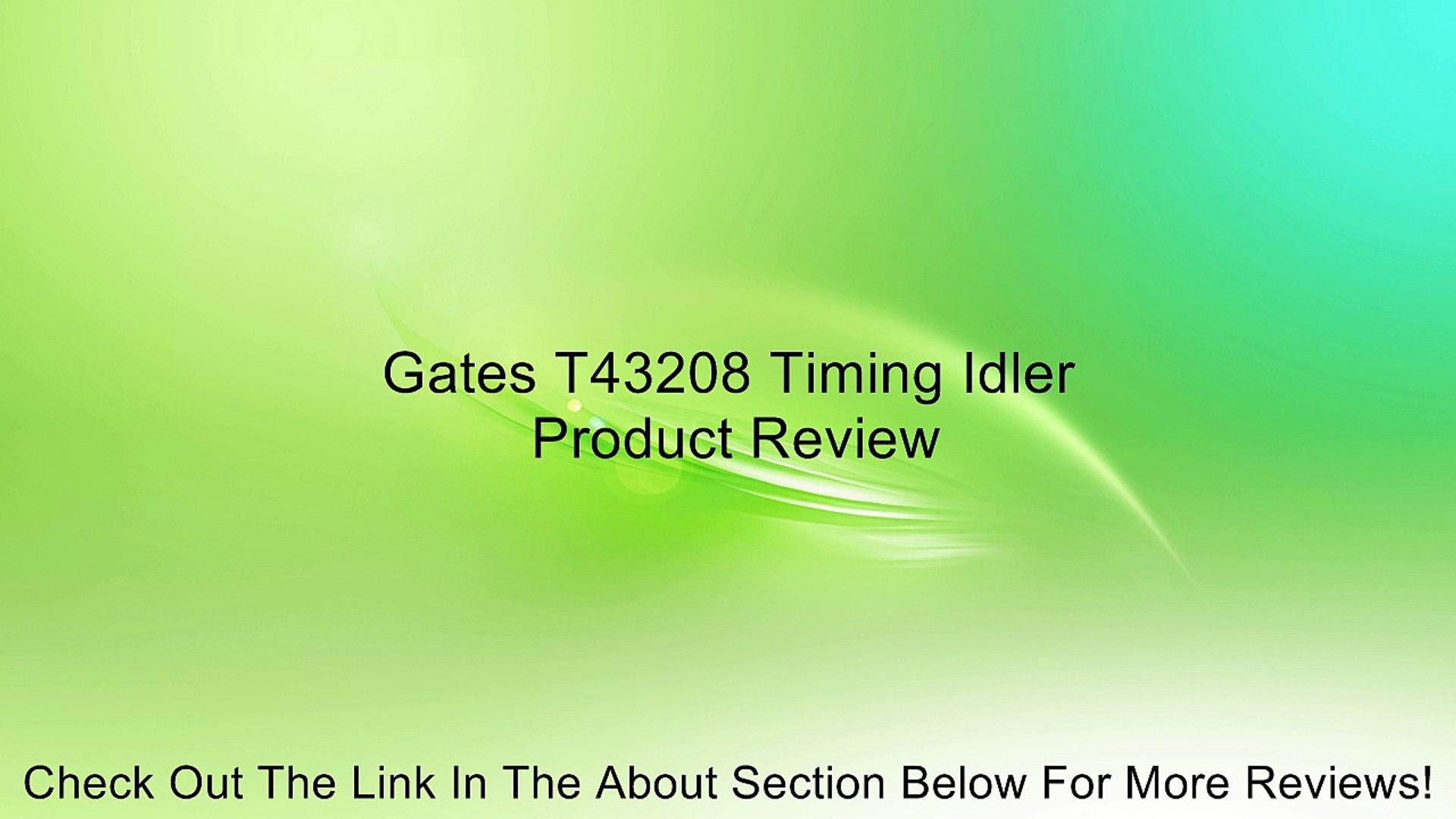 Gates T43208 Timing Idler