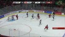 Quand les Canadiens regarde le Hockey night in Canada!