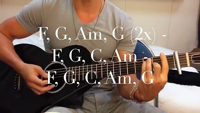 MAGIC!   Rude   GUITAR CHORDS Tutorial   Easy   No Bar Chords