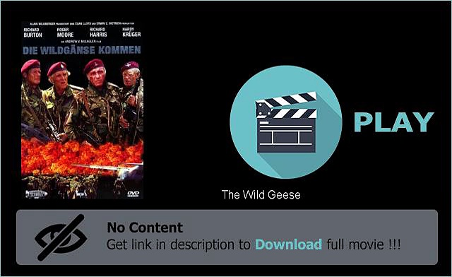 Download The Wild Geese Movie In Hd Formats