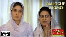 Mom, this is not the time! - Dialogue Promo 2 - Gori Tere Pyaar Mein - Kareena Kapoor, Imran Khan