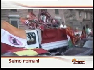 Forza roma, forza lupi (Lando Fiorini, Originale)