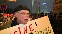 """Berlin: manif contre """"l'islamisation"""" et contre-manif"""