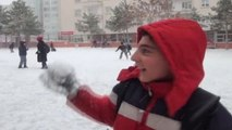 Çorum Orta Karadeniz'de Okullara Kar Tatili