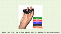 Set of 5 Hand / Finger / Forearm Resistance Bands for Exercise, Therapy and Stress Relief Review