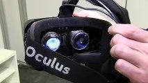 CES 2014 : on a testé le nouvel Oculus Rift, Crystal Cove