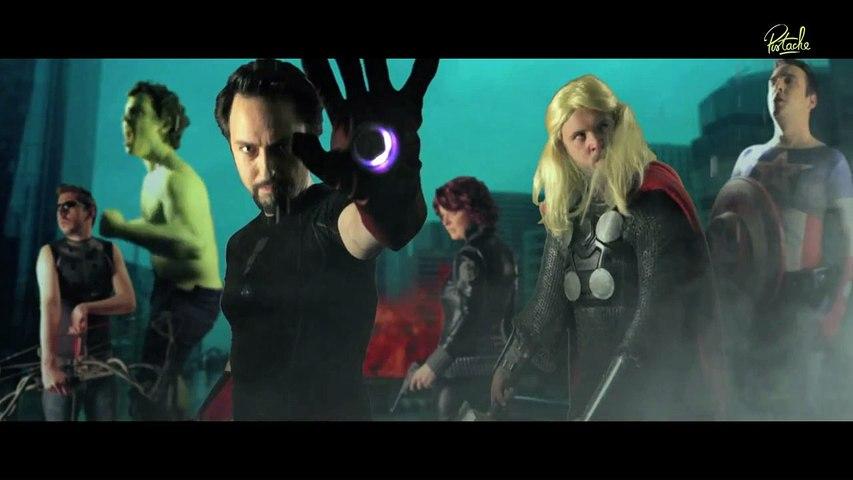 Mini Pistache : Marius, Jeannette et les Avengers