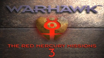 Let's Play WarHawk: The Red Mercury Missions - #3 - Steile Klippen