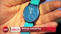 CES 2015 : Withings Activité Pop