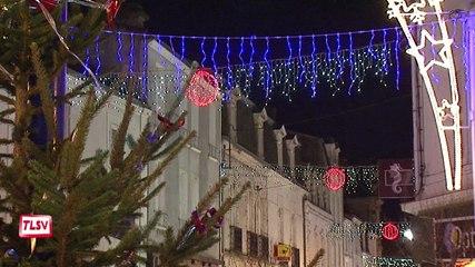 Luçon : tourbillon de lumière pour Noël