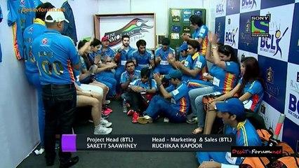 Box Cricket League 6th January 2015 part 1