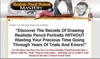Realistic pencil portraits books - Realistic Pencil Portrait Mastery