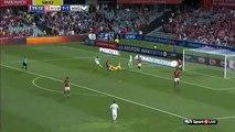 Western Sydney Wanderers vs. Melbourne Victory 1 - 2 Goal Guilherme A-League 06.01.2015
