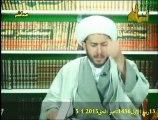حدود الايمان هي في شهادة ان لا اله الا الله و ان محمد رسول الله و ولاية ولينا و عداوة عدونا و كذلك الصلاة و الزكاة