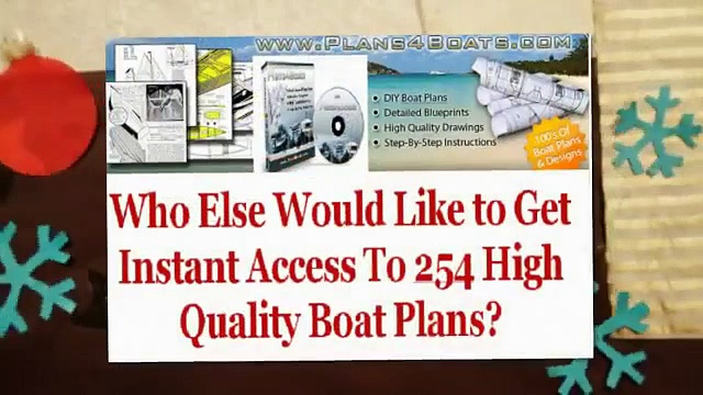 Plans 4 Boats Review – Plans For Hydroplane Boats