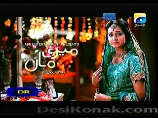 Meri Maa - Episode 215 - January 6, 2015 - Part 1