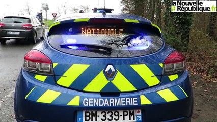 VIDEO. Indre-et-Loire : dans les roues de la brigade rapide d'intervention