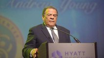 Andrew Young Discusses Selma