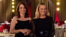 Tina Fey, Amy Poehler Joke About Hosting 2015 Golden Globe Awards