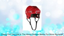 Bauer 2100 Hockey Helmet RED - Bauer Hockey Helmet RED - Bauer Roller Hockey Helmet - Bauer Ice Hockey Helmet - Bauer CSA Certified Helmet - Bauer HECC Certified Helmet - Bauer CE Certified Helmet - Your Choice of Sizes - Small Fits 20.5 inches - 22.6 inc