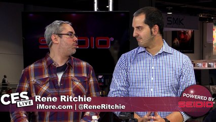 Shot Tracker talks DDSports at CESlive 2015 #CES2015 - GeekBeat Tips & Reviews