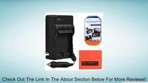 LI-50B Battery Charger for Olympus Sz-10 SZ-12 SZ-15 SZ-16 iHS Sz-20 SZ-30MR SZ31MR iHS TG-610 TG-630 HIS TG-810 TG-820 TG-830 HIS XZ-1 XZ-16 iHS SP-810UZ Digital Camera + More!! Review