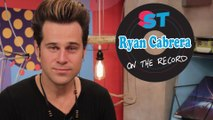 """Ryan Cabrera Discusses His Ryan Gosling Tattoo & New Song """"House On Fire"""""""