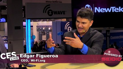 The Wi-Fi Alliance Talks Devices at CESlive 2015 #CES2015 - GeekBeat Tips & Reviews