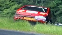 RIDICULOUS Rally Racing Accidents HD 2014