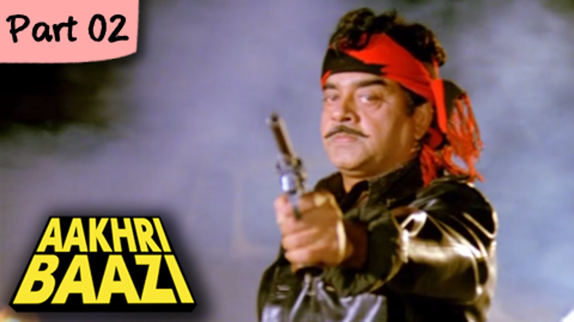 Aakhri Baazi - Part 02/13 - Bollywood Hit Romantic Action Movie - Govinda, Shatrughan Sinha