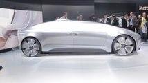 Car tech trends at CES 2015