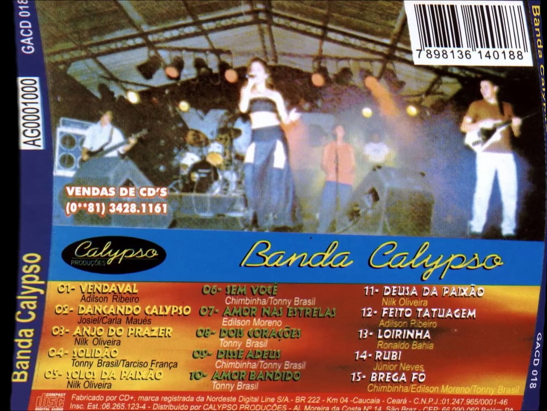 05 Solos Da Paixão Banda Calypso Volume 01