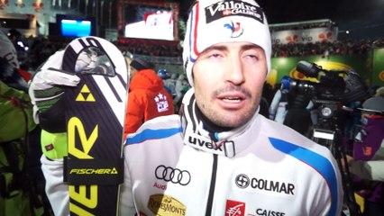 Interview JB Grange après sa 9ème place à Zagreb - Vidéo FFS/EUROSPORT
