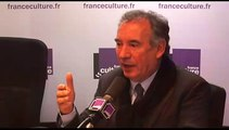 Les Matins - François Bayrou