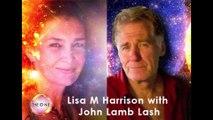 John Lamb Lash with Lisa M Harrison Pt 1